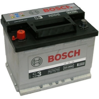 Bosch S3 Silver  56 a/h 006