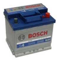 Bosch S4 Silver 52 a/h 002
