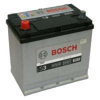 Bosch S3 Silver 45 a/h 017