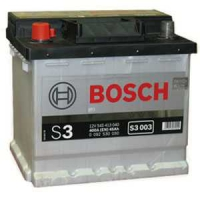 Bosch S3 Silver 45 a/h 003