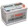 Bosch S6 AGM HighTec 70 a/h 008