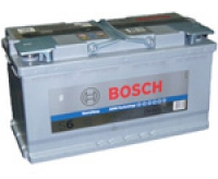 Bosch S6 AGM HighTec 95 a/h 013