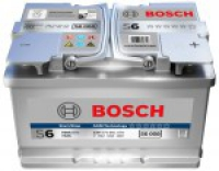 Bosch S6 AGM HighTec 80 a/h 011