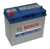 Bosch S4 Silver  45 a/h 021