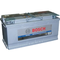 Bosch S6 AGM HighTec 105 a/h 015