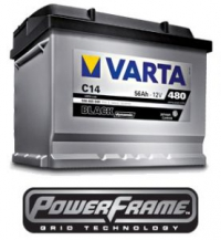 Varta Black Dynamic (56А/ч) 556 400 048