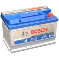 Bosch S4 Silver 72 a/h 007