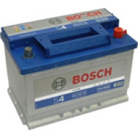 Bosch S4 Silver  74 a/h 009