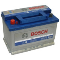 Bosch S4 Silver 74 a/h 008