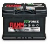 FIAMM ECOFORCE AGM 80Ah, 6CT