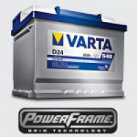 Varta Blue Dynamic (60 Ah) VAZ 560 127 054